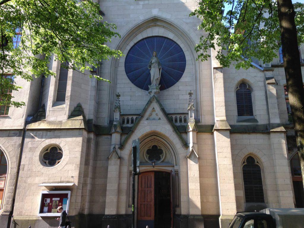 Kirche Maria Hilf