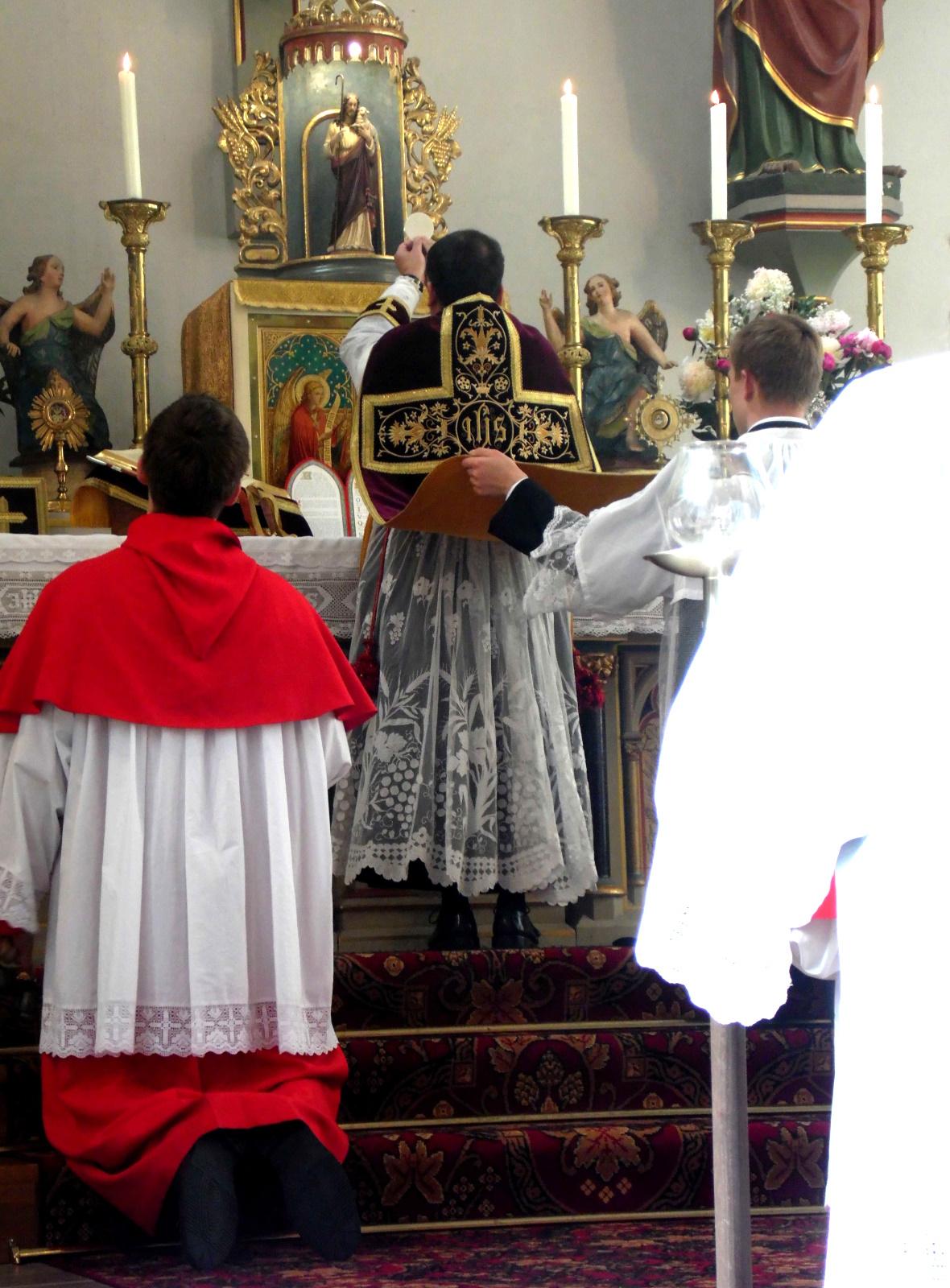 Priesterbruderschaft St. Petrus